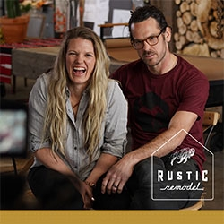 Local Utah Couple - on A&E - Launch Their Dreams of Working Together Bringing Soul to Their Customers' Homes Through Design and Manufacturing