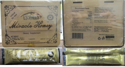 USA LESS Issues Voluntary Nationwide Recall of LEOPARD Miracle Honey