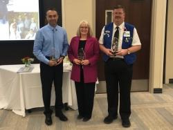 The Medical Center of Aurora Announces HCA Healthcare Frist Humanitarian Award Recipients
