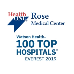 Rose Medical Center Among Nation's Top 100 Hospitals for 12th Year