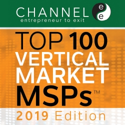Approyo Named to the ChannelE2E Top 100 Vertical Market MSPs: 2019 Edition