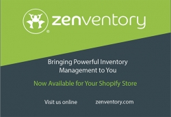 Zenventory Launches Their Latest Integration with Shopify; Ecommerce Gets a Welcome Inventory Management Upgrade