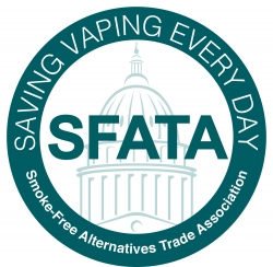 Smoke-Free Alternatives Trade Association (SFATA)  Responds to Recent Vaping Advertisement