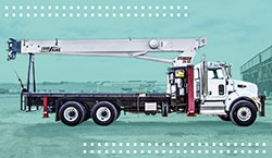 Load King, a Custom Truck One Source Company, Buys Boom Truck, Truck Crane, and Crossover Product Lines from Terex