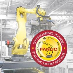 PASCO® Garners FANUC Certified Service Provider Status