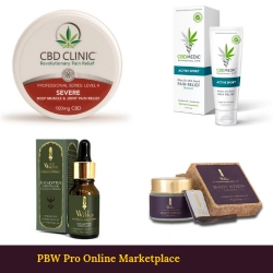 Specifically for Vendors of Beauty and Wellness Products, PBW Rolls Out the First Global Marketplace (PBW Pro)