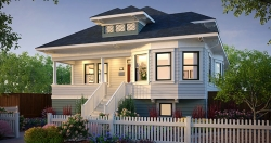 Lafferty Communities Restores Historic Petaluma Home