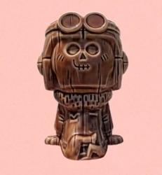 Illustrator Andrew Kolb Works with TikiFreek to Create a New Tiki Mug