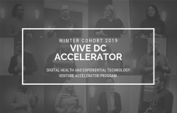 ViveDC Digital Health & Experiential Technology Cohort of 2019