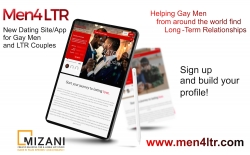 New Dating Site Helps Gay Men Find, and Share, Long-Term Relationships