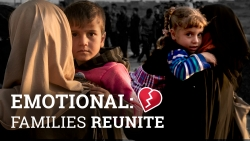 Invisible Citizens Week Draws Attention to Plight of World's 40 Million Internally Displaced People