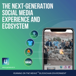 Blockchain-Based App Upheaval Uses AI to Detect Objects and Create the Next Generation Social Experience