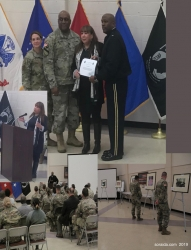 Women's History Month: The New Jersey National Guard Pays Tribute to Soraida Martinez & Her Verdadism Art