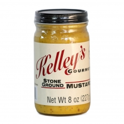 Kelley's Gourmet is Proud to Announce That It Has Been Awarded a Gold Medal for Their Kelley's Gourmet Stone Ground Mustard in the 2019 Worldwide Mustard Competition
