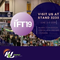 Hl Agro Heads Over to IFT19, Touting Business for Its Agri Products