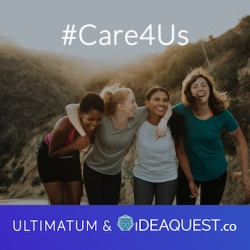 Ultimatum Inc. and iDEAQUEST Launch #Care4Us Campaign for Mental Health Month