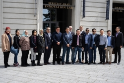 Malaysian Ministry Witnesses Partnership Between FinTech School, UC Berkeley's Sutardja Center and FinTech Lab