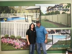 JDH Decks & Fences Opens New ActiveYards® Showroom in Savannah, GA