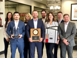 Derek Bell's State Farm Agency, Serving the Tri-Lakes Community, Has Received the Company's Prestigious President's Club Award for the Second Year in a Row
