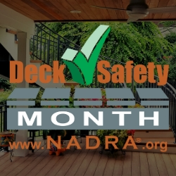 May is Deck Safety Month®
