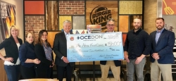 Colorado Burger King Franchisee, Ocedon, Donates $5,600 to The Home Front Cares