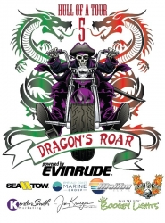 "Boaterz n Bikerz of America: Hull of a Tour 5 Wraps Its Epic 2019 ""Dragon's Roar"""