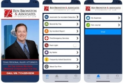 Texas Personal Injury Law Firm Launches Auto Accident App