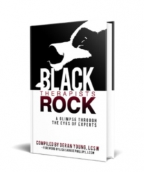 Author, Nicole Thompson Seeks to End the Mental Health Stigma in Black Communities with Newly Released Book, Black Therapists Rock: a Glimpse Through the Eyes of Experts