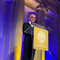 ShelterPoint CEO Richard White Helped Raise Over $560,000 for the College of Mount Saint Vincent