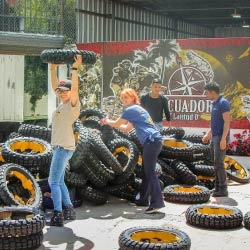 Ecuador Freedom Brings High Performance Australian Motorcycle Tires to the Middle of the World