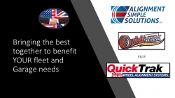 Alignment Simple Solutions, USA Forms Strategic Alliance with QuickTrak Engineering UK, Ltd.