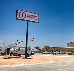 Custom Truck One Source Announces Expansion in Odessa, TX