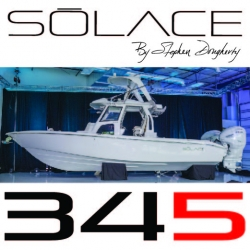 SŌLACE Boats Unveils Their New 345 Center Console Boat