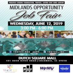 Midlands Opportunity Job Fair Looks to Change Lives