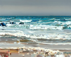 Josef Kote Brings New Collection of Extraordinary Art to Ocean Galleries in Stone Harbor, NJ August 9-11, 2019