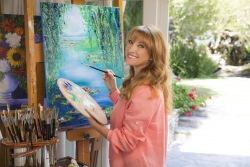 Ocean Galleries Welcomes Jane Seymour to Stone Harbor Over Labor Day Weekend; Award Winning Actress, Designer, Artist Showcases Her Latest Watercolors & Oil Paintings