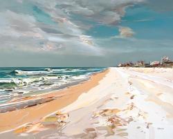 Stunning New Artwork by Josef Kote on Display at Ocean Galleries; August 9-11