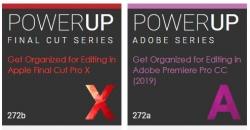 "LarryJordan.com Releases Latest PowerUp Media Training: ""Get Organized for Editing"""