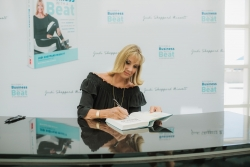 """Jazzercise, Inc. Founder & CEO Judi Sheppard Missett's """"Building a Business with a Beat"""" Sells Through First Print Run"""