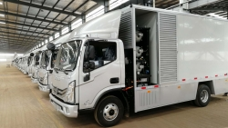 1,000 Fuel Cell Electric Heavy Vehicles for Cleaner Port Operations - Powered by Horizon