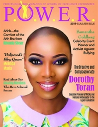 Tonia DeCosimo Highlights Multifaceted Successful Women in the Summer 2019 Issue of P.O.W.E.R. Magazine and Powerwoe.com