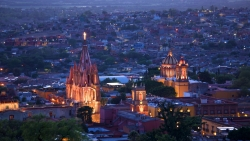 San Miguel de Allende Named Best City in Mexico for 4th Straight Year by Travel + Leisure Readers in 2019 World's Best Awards' Rankings