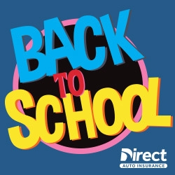 Direct Auto Insurance Celebrates the Back-to-School Season by Giving Away Laptops and Backpacks