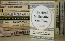 The Next Millionaire Next Door, the Follow-Up to Its Best-Selling Predecessor, Now Available in Audio