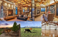 Daudi Industries Presents Luxury Colorado Mountain Estate