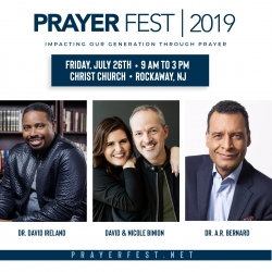 Christ Church's Largest Annual Gathering Welcomes Thousands for Prayerfest 2019