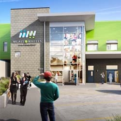 Meals on Wheels San Francisco Breaks Ground on $41.5 Million Kitchen and Food Production Facility to Feed Homebound Seniors