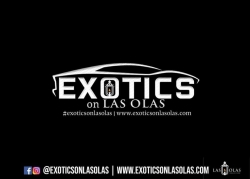 The Second Annual Exotics on Las Olas is Returning to Fort Lauderdale on November 9-10th