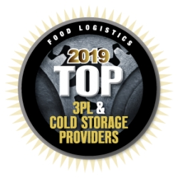 Total Distribution, Inc. Named to Food Logistics' 2019 Top 3PL & Cold Storage Providers List