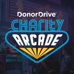 DonorDrive® Brings the First-Ever Charity Arcade to TwitchCon 2019